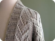 Crafter's Bay Cardigan Knitting Pattern PDF by sadieandoliver, $6.50