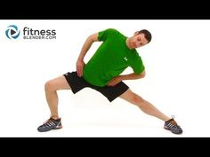 Cool Down and Full Body Stretch - Relaxing Cool Down and Stretching Workout Routine (Work out plan # 1)