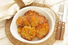Knapperige Aardappelkoekjes Met Knoflook recept | Smulweb.nl