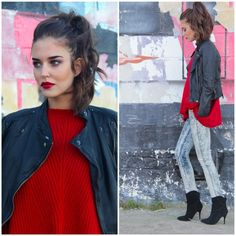 Clara Alonso Blog » Tie Dye Jeans