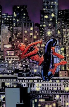 #Spiderman #Fan #Art. (Spider-Man) By: Stefano Caselli. (THE * 5 * STÅR * ÅWARD * OF: * AW YEAH, IT'S MAJOR ÅWESOMENESS!!!™)[THANK Ü 4 PINNING!!!<·><]<©>ÅÅÅ+(OB4E)