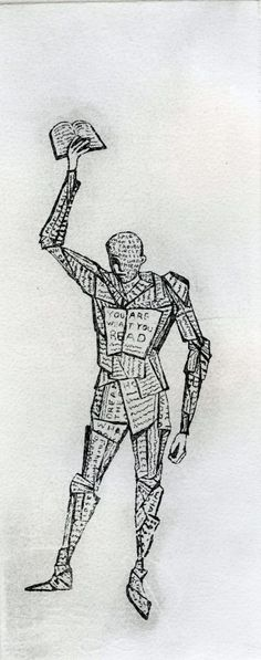 The image is of the mechanical hound that killed montags for Fahrenheit 451 tattoo