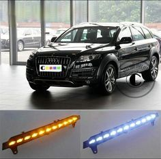 Awesome Audi: (145.34$)  Watch here  - Hireno Super-bright LED Daytime Running Light for Audi ...  Best Discounted Goods Check more at http://24car.top/2017/2017/04/30/audi-145-34-watch-here-hireno-super-bright-led-daytime-running-light-for-audi-best-discounted-goods/
