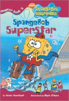 Spongebob Superstar book