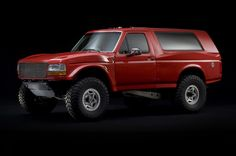 OFFROAD MASTERPIECE Ultimate 4x4 Bronco