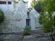 The trullo side of my house was a winery 750 years ago, has 2 huge cisterna under the floor where the wine was stored and still smell like wine. The farmhouse was built on to the trullo in 1966...