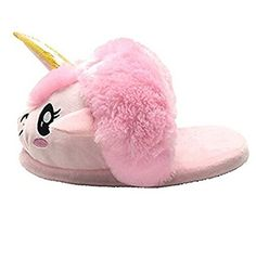 HENGSONG 1 Pair Warm Slippers Cozy Plush Unicorn Slippers... https://www.amazon.com/dp/B01MRMB4D2/ref=cm_sw_r_pi_dp_x_8Dd1yb7YCH4PF