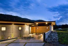 River Bank House / Balance Associates Architects