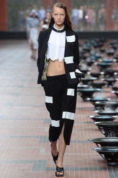 KENZO 2014 S/S - Black & White
