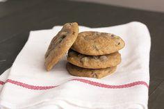 Handle the Heat Chewy Pumpkin Chocolate Chip Cookies »