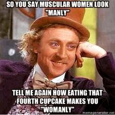 Hahahaha! Gym humor