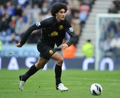 Marouane Fellaini Profile And Photos