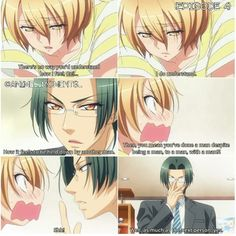 Love stage. The only yaoi i ever plan on and did watch