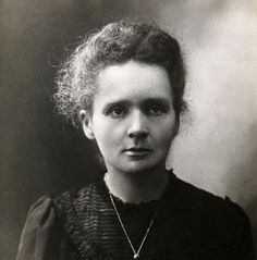 For anyone who isn't familiar with Marie Curie, she was a Polish-born French physicist and chemist who won the Nobel Prize twice for research on radioactivity.   People Are Pissed That Snapchat's Marie Curie Filter Adds A Full Face Of Makeup