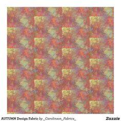 AUTUMN Design Fabric