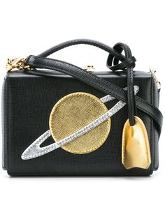 MARK CROSS 'Planet Cut Out' Clutch. #markcross #bags #shoulder bags #clutch #leather #hand bags #