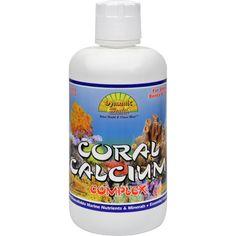 Dynamic Health Coral Calcium Complex Okinawan - 32 Fl Oz
