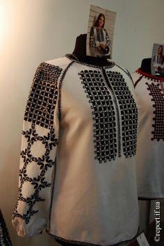 Колекція дизайнерського одягу на основі українських традицій