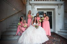 Day of Coordination - JJproductions  |  Venue - The Loretto  |  Photographer - Meagan and Nate Photography  |  Hair and Makeup - Studio 3  |   Florist - Florally