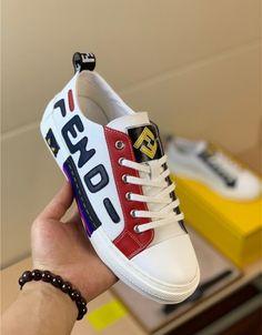 Fendi casual shoes for men # 689231 Men's Shoes, Shoes Sneakers, Dress Shoes, Converse Shoes, Running Shoes Nike, Nike Shoes, Casual Shoes, Men Casual, Zapatillas Casual