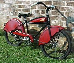 Indian bicycle