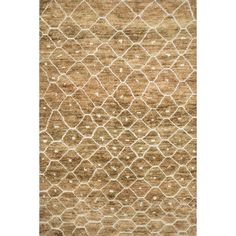 """Hand Knotted Phoenix Rug Fawn (7'9""""X9'9"""")"""