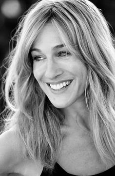 Sarah Jessica Parker - intellectually stunning! I dont care what anyone says; she is beautiful