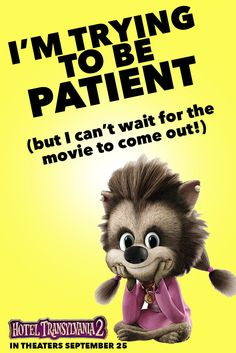 We're all starting to get excited about Hotel Transylvania 2 - in theaters Sept 25 Hotel Transylvania 2, Monster Hotel, Sony Pictures Entertainment, Favorite Cartoon Character, Pictures To Paint, Extended Family, Jacob Black, Dracula, Pixar