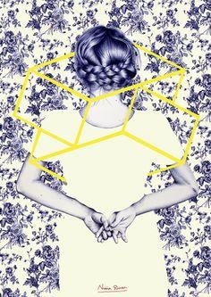 illustrations by nuria riaza