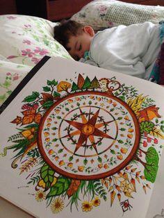 10 En Iyi Colouring Book Johanna Basford Goruntusu Desenler