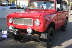 Pictures and Wallpapers of 1966 International Harvester Scout 800