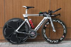 /by Paul Phillips #TT #bicycle #cannondale