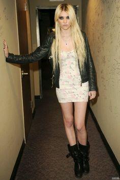 Taylor Momsen.  I still love her style