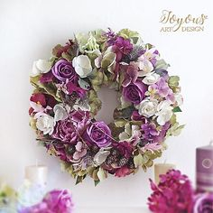Posledni letosni podzimni venecTyhle barvy nas baviHave a nice friday☀️ #flercz #vyrobenosrdcem #venec #dekorace #podzim #kvetiny #hortenzia #praha #prague #czech #design #wreath #decoration #flowers #florist #floristry #loveflowers #flowerslovers #hydrangea #autumn #instadecor