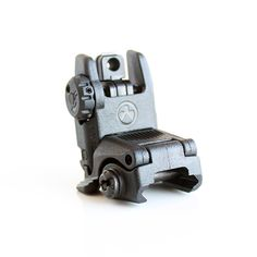 Magpul MOE MBUS Rear Sight #magpul #moe #ar15 #ar10 #db15 #db10 #rearsight #araccessory #araccessories Ar Sights, Rifle Accessories, Picatinny Rail, Hand Guns, Firearms, Pistols