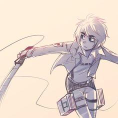 Attack on Titan ~~ Armin Arlert.