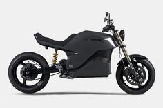 Dutch electric motorcycle startup NXT launched its first bike, the Rage, at the 2019 Motorbeurs in Utrecht, Netherlands. The innovative design has more than just. Harley Davidson, Huge Design, Triumph Speed Triple, Motorcycle Manufacturers, Sports Models, Electric Motor, Electric Vehicle, Twin Turbo, Innovation Design