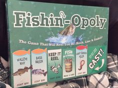 What do you do when you can't go fishing?
