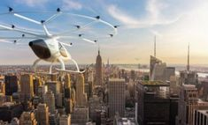 Drone air taxi to get Singapore test In Dubai, Wind Turbine Residential, Science Fiction, Holland, Nico Rosberg, To Go, Flying Car, Drone Technology, Automobile Industry