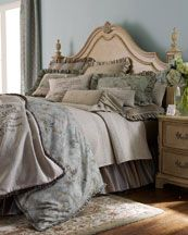 Blues & Browns - Gorgeous Bedding