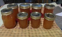 Mommy's Kitchen - Old Fashioned & Southern Style Cooking: Homemade Pear Honey