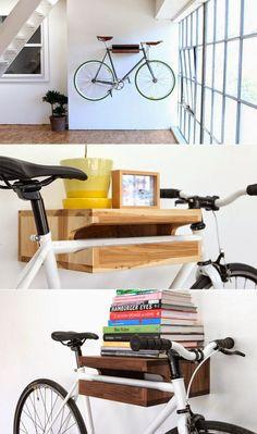 Coisas de mulher cristã : Estantes e ideias simples para organizar livros Bike Storage Apartment, Teenage Room, Drafting Desk, Kids Bedroom, Bookshelves, Interior Design, Wood, Offices, Furniture