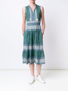 Sea 'Sabine' peasant dress