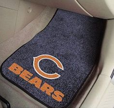 Gifts for Teens:  New Driver's NFL Car Floor Mats @ Target
