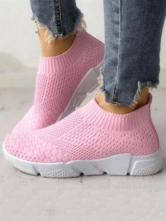 cda93a983c3 Breathable Mesh Slip-on Sport Shoes. Casual HeelsBuy BootsFashion ...
