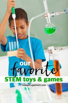 Our Favorite Stem Games For Kids