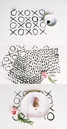51 Valentine's Day Decoration Ideas – Valentine's Day Decoration – Valentine's Day … Valentines Day Food, Valentines Day Decorations, Valentine Day Crafts, Be My Valentine, Valentine's Day Quotes, Pick Up, Modern Placemats, Diy Table, Diy Gifts