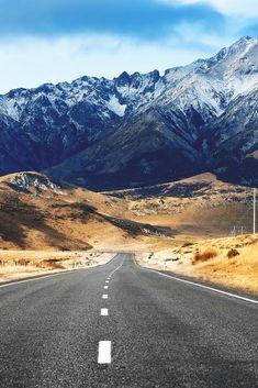 Arthur's Pass, New Zealand   Ilya Fedorov