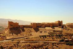 Kerak is a small, Arab city in southern Jordan.   http://exploretraveler.com/ http://exploretraveler.net