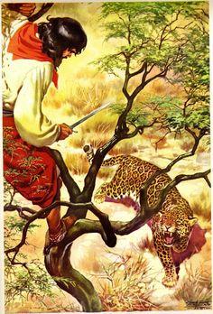 José Luis Salinas: Made In Argentina Rio Grande Do Sul, Pulp Fiction Characters, Man Vs Nature, Tribal Animals, Film Icon, Retro Art, Art Reference, Comic Art, Concept Art